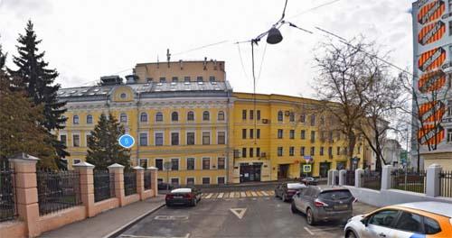 Кабинет нотариуса Нижний Кисловский переулок, д. 7, с. 1