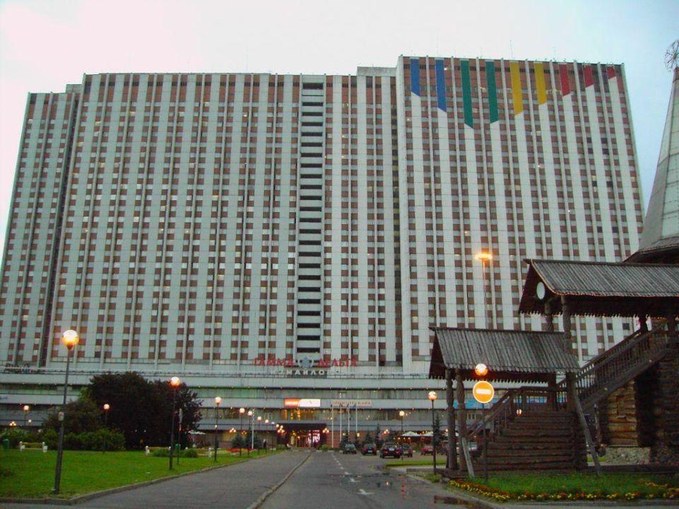 Нотариус Зуева в гостинице Измайлово