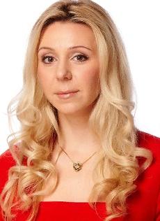 Нотариус Рождественская К. Ю., фото с официального сайта