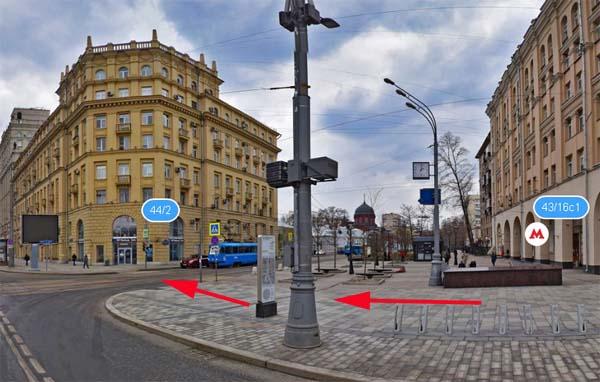улица Новокузнецкая, д. 44/2 - нотариус Корсик М А