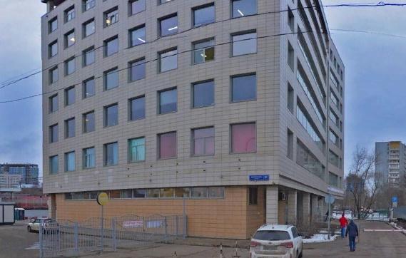 Москва, улица Яблочкова, д. 21, корп. 3 Бизнес центр