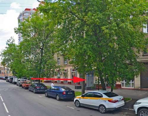 Нотариальная контора Юсуповой Н И Хорошёвское ш
