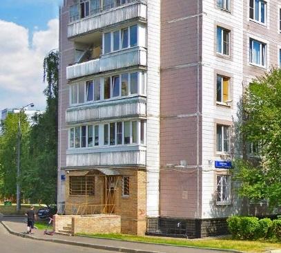 Москва Москва, улица Кулакова, д. 5, корп. 2