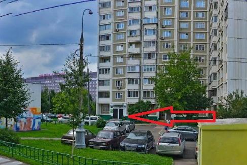 Здесь находится нотариальная контора Жукова С М - Ивана Сусанина 10