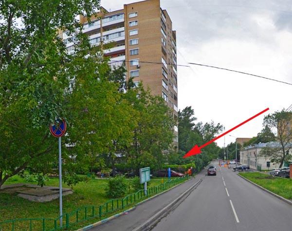 улица Башиловская, 1, корп. 2 Москва