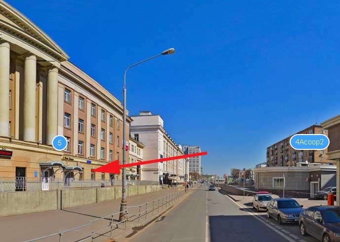 Москва Балтийская, д. 5 фото