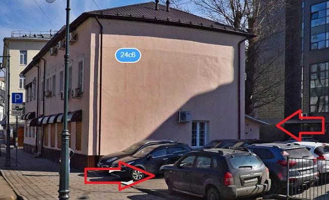 Большой Сергиевский переулок, д. 24, стр. 6 фото дома