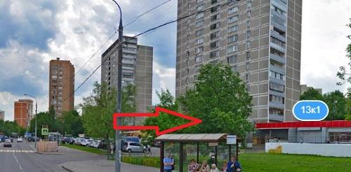 улица Петрозаводская, д. 13, корп. 1