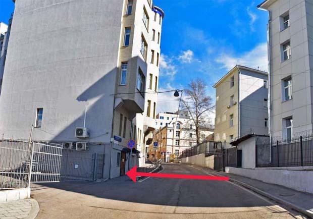 Большой Сергиевский переулок, д. 5 фото