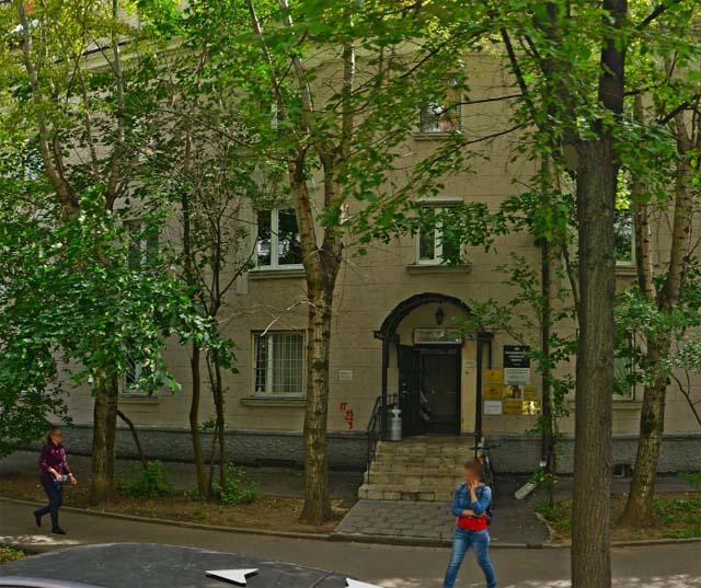 Москва, улица 10-я Парковая, д. 18